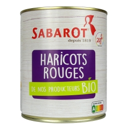 Haricots rouges Bio 460g