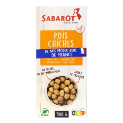 Pois chiches France 500g