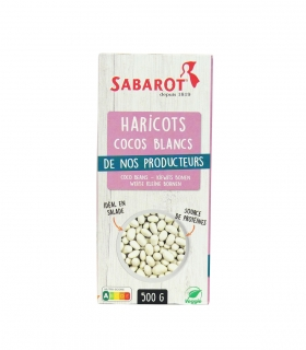 Haricots cocos 500g