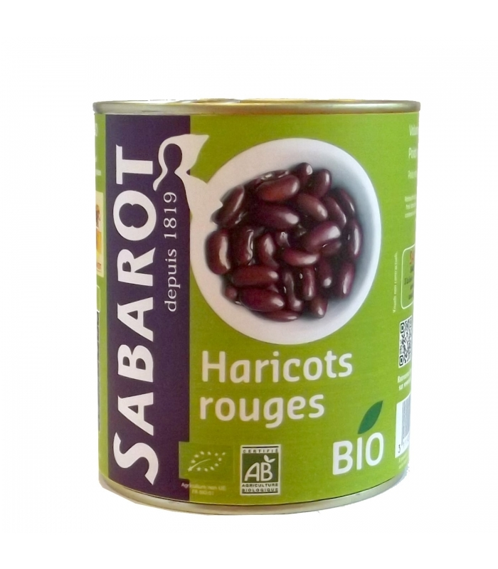 Haricots rouges Bio 230g