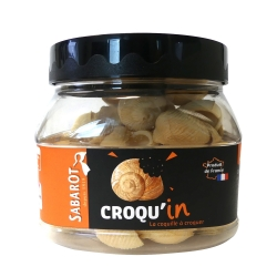 Croqu'in  Escargots 60g