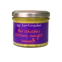 Tartinade Pois chiches /Citron confit 110g